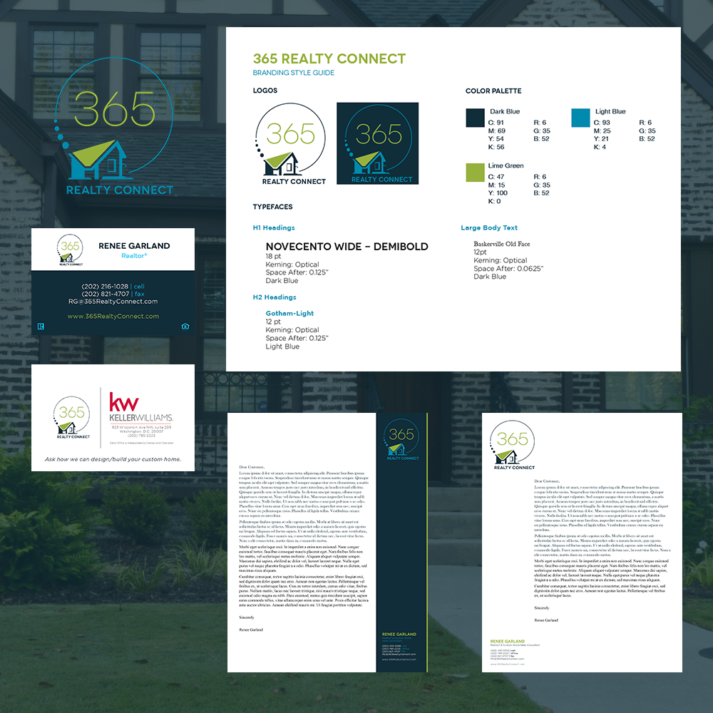 Real Estate Company Branding & Identity