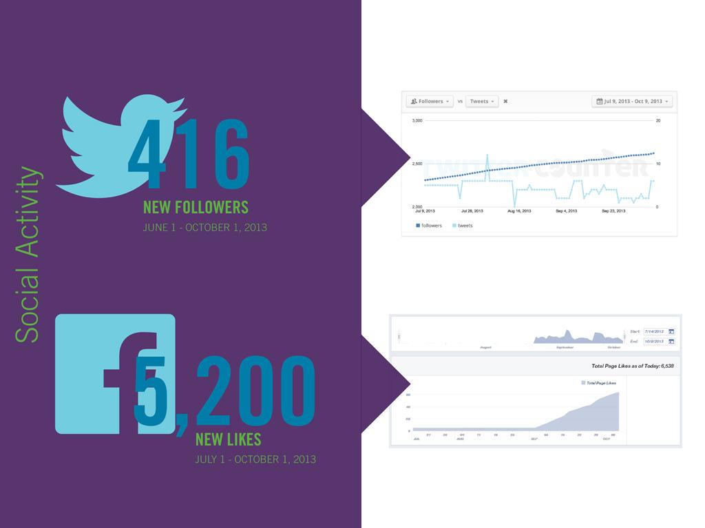Social Analytics Infographic