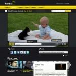 Web & UI/UX Design for Online Video Host