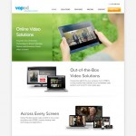 Creative Direction & Project Management for Video Platform Website Redesign
