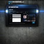UI/UX Design for Pro Wrestling OnDemand Website