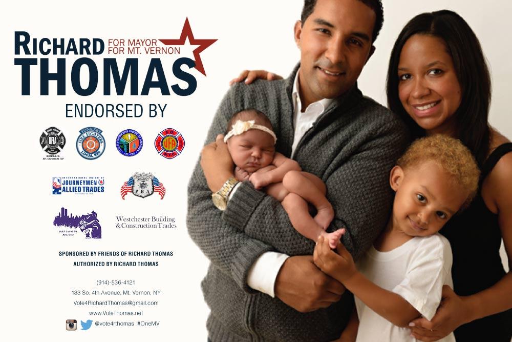 <p>Family & Endorsement Palm Card</p>