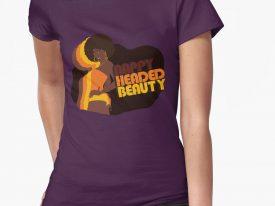 """Nappy Headed Beauty"" Women's T-Shirt"