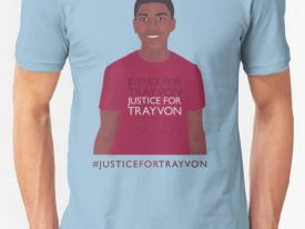 """""""Justice For Trayvon"""" Unisex T-Shirt"""