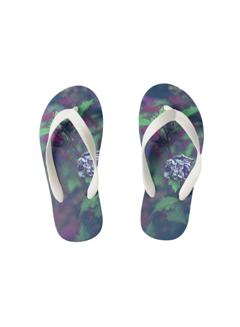 In My Father's Garden II - Flip Flops (Kids) - Main
