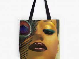 """""""Kerry"""" Tote Bags"""
