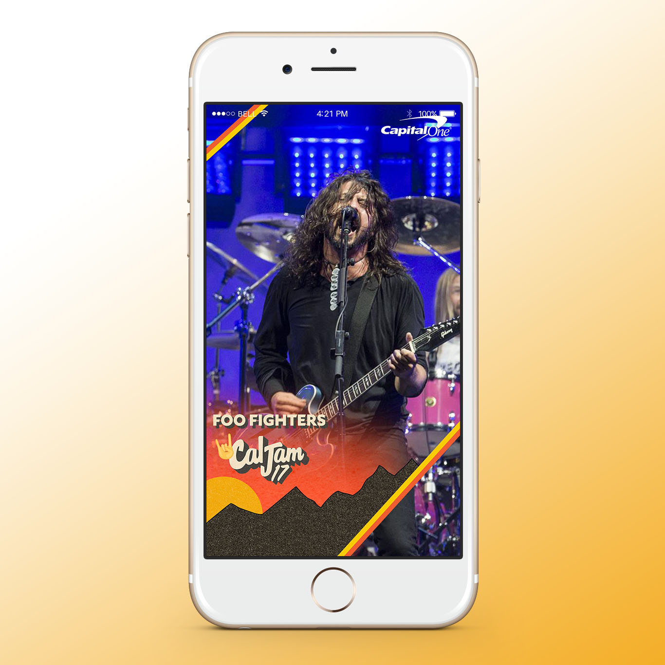 CalJam Snapchat Filters - Concept 2