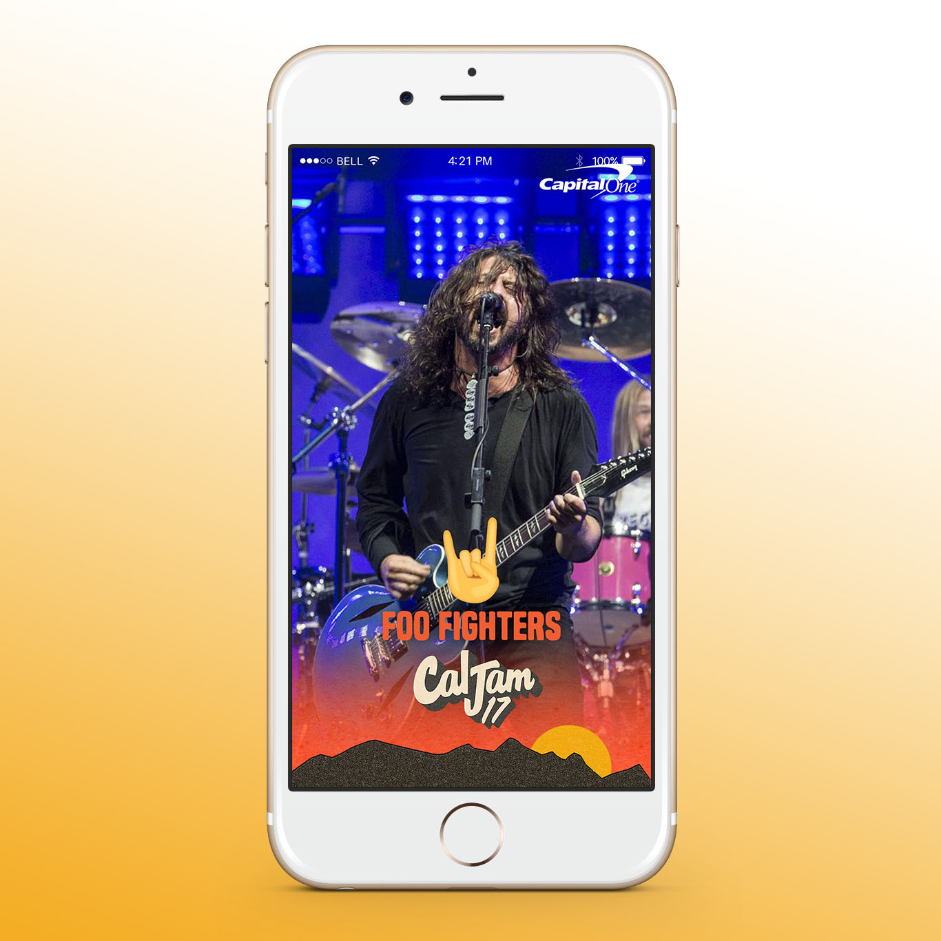 CalJam Snapchat Filters - Concept 1