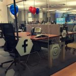 Art Direction for Social Media Command Center Glass