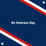 Art Direction & Animation for Veterans Day