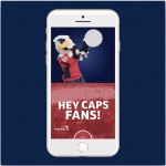 Video Editing & Animation for Capital One Arena Snapchat Ads