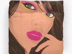 """Arielle"" Duvet Covers"